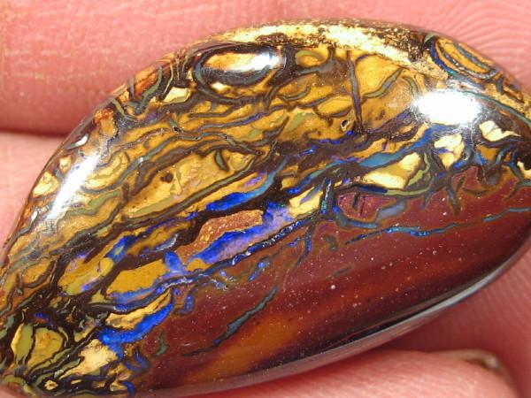 YowahCut- 37.95Cts Koroit Opal, Aust.> 'FREE DRILLING'