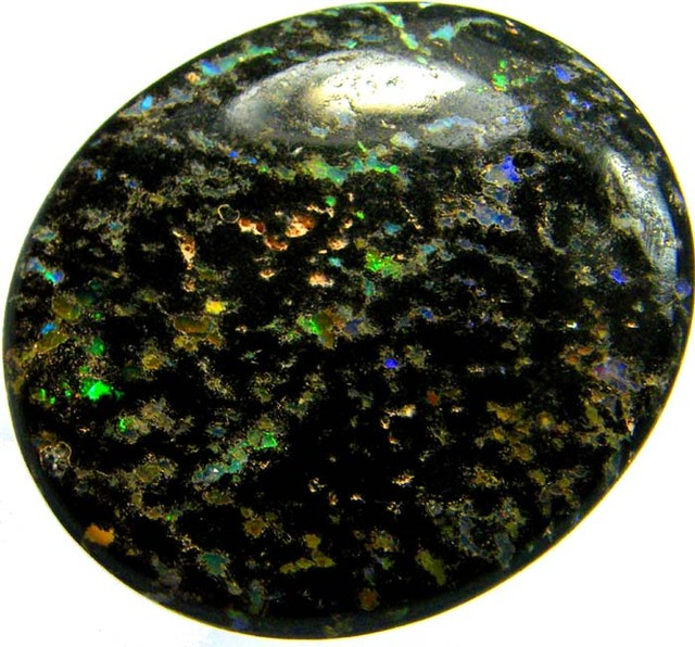 SPARKLING LEOPARD OPAL - MEXICO 31.00 CTS [VS2098 ]