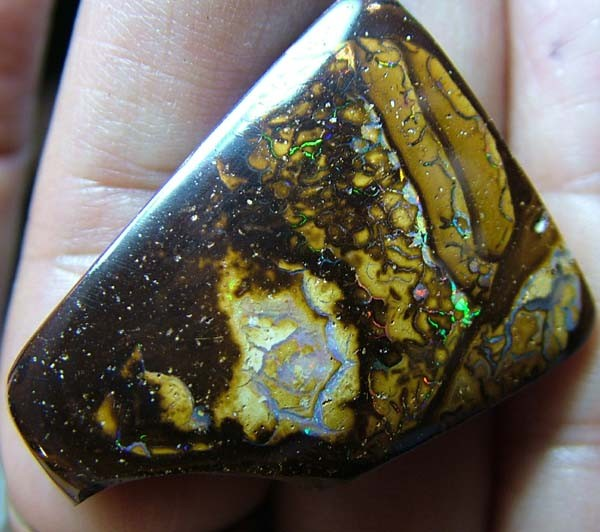 56 CTS BOULDER OPAL ROUGH  AS-2012