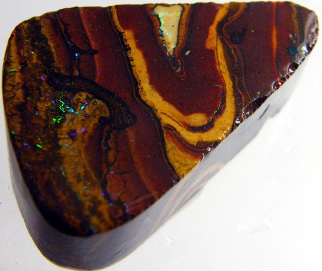 Grade B Yowah Opal Rough 62.1  CTS [RYB826]