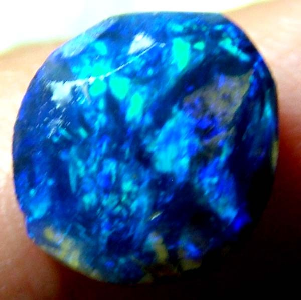 BLACK OPAL RUB L. RIDGE  3.5 CTS  AS-2044
