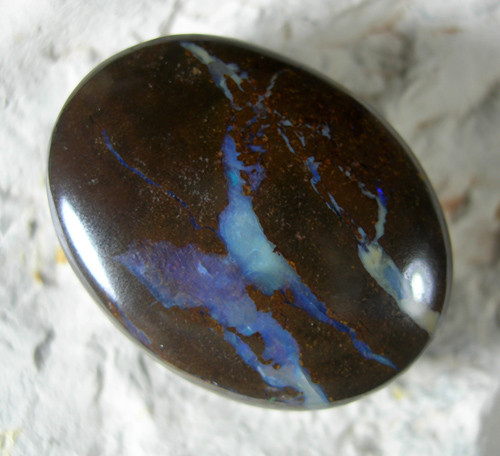 QUALITY SIZE BOULDER PENDANT WITH HOLE 99 ct NBPC/03~