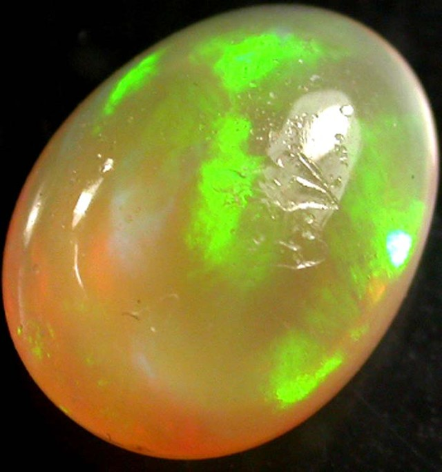 BRIGHT WELO  OPAL    -ETHIOPIA   2.10 CTS [VS2204 ]
