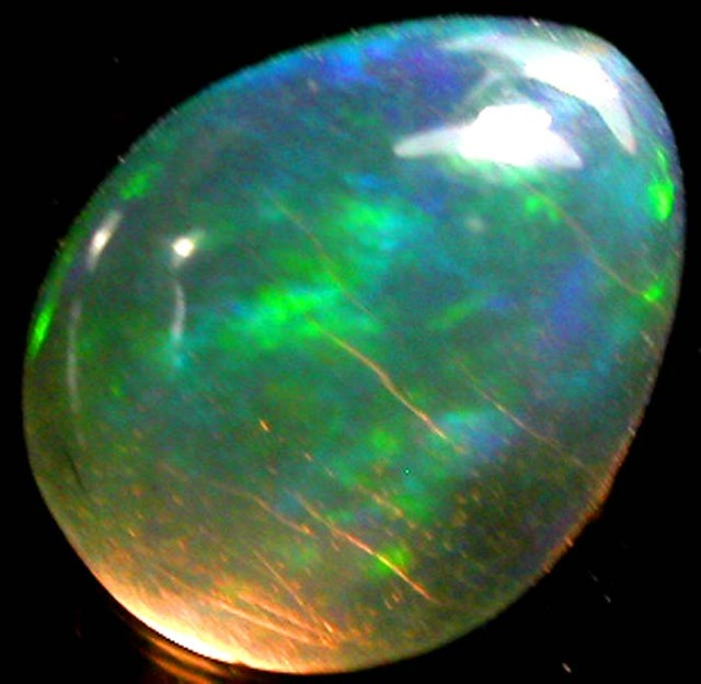 BRIGHT WELO  OPAL    -ETHIOPIA   1.80 CTS [VS2210 ]