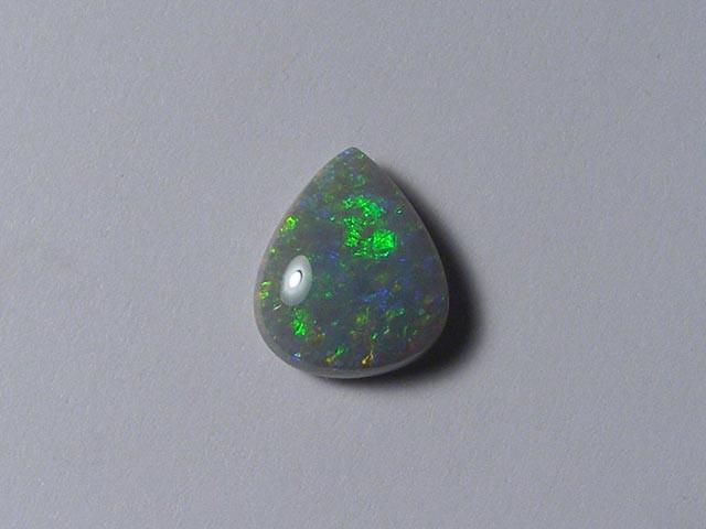 GREEN/BLUE TEARDROP CRYSTAL OPAL - 3.45ct - #OA710986