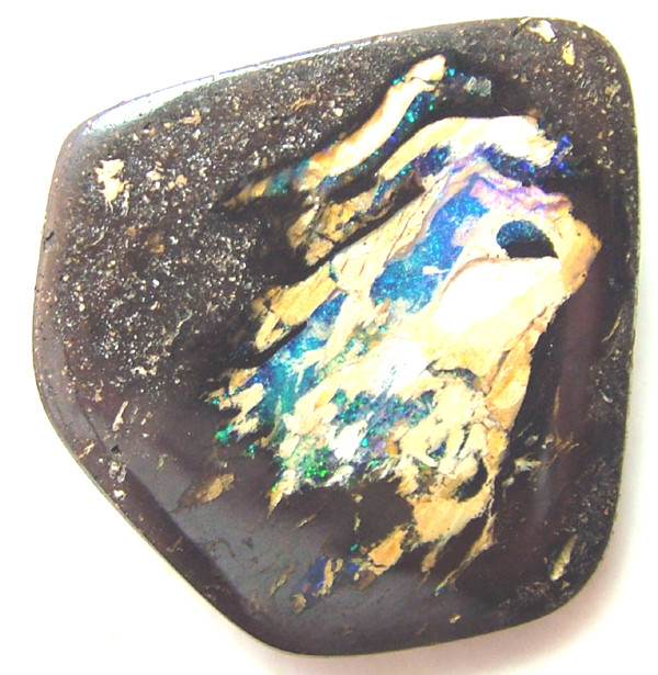 BOULDER OPAL SOLID CUT 25 CTS AS-7032