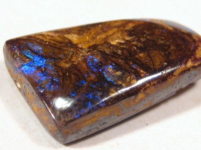 OpalWeb - Boulder Matrix Opal - Ring Stone  - 4.60Cts