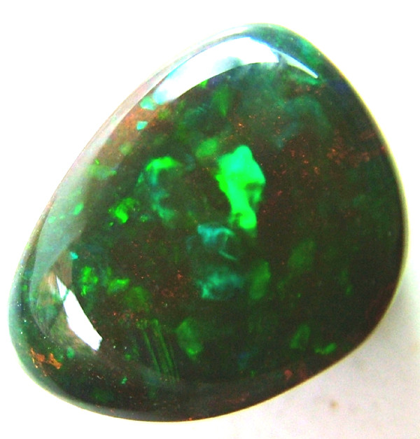 4.30 CTS MEXICAN OPAL FIREY  DOUBLET   AS-8042