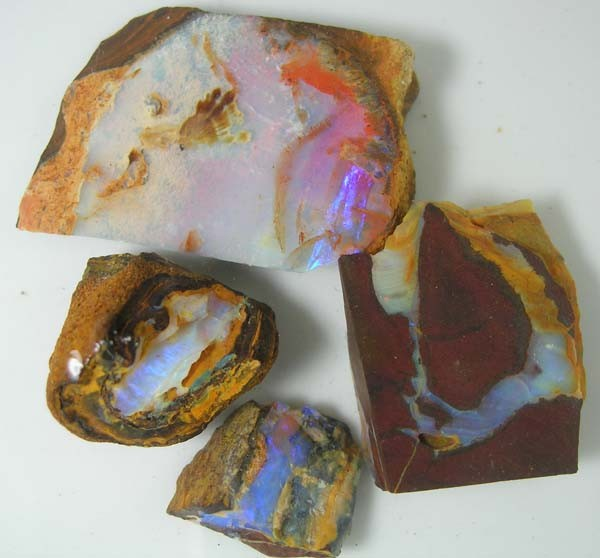 $10 SHIPPING FEE per 5 ITEMS SPLIT BOULDER OPAL  CTS,3BS/28