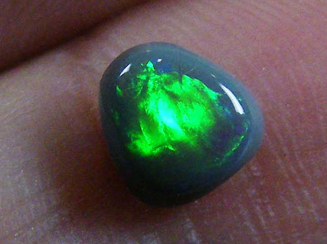 ROLLIGN FLASH  OPAL .70  CARATS MYG 54