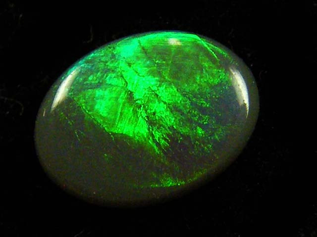 ROLLING FLASH BLACK  OPAL .55   CTS JO 1311