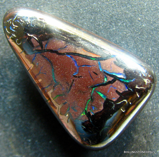 KOROIT STONE 27.90 CTS GET YOUR PIECE OF AUSSIE OPAL NOW A3916