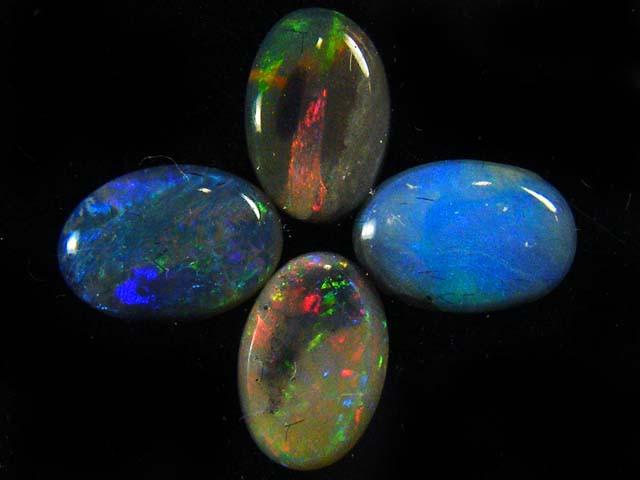 AUSTRALIA TREASURES DIAMONDS,GOLD,OPALS SERIES ATB 38-500