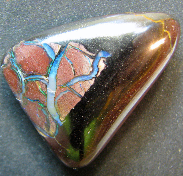QUALITY KOROIT OPAL 34.60 CTS NICE LOOKING PIECE
