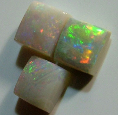 SOLID OPAL L.RIDGE (3 PCS) 2.80 CTS SFJ 3065