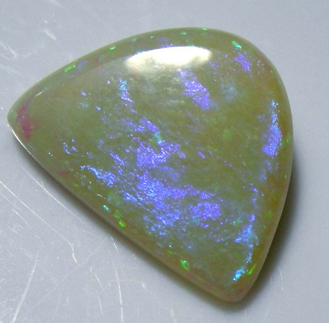 WHITE  OPAL SOLID 4.20 CTS  AS-A908