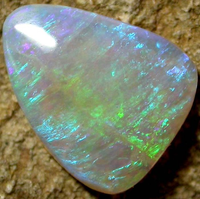 1.25 CTS ALLANS RISE  OPAL-POLISHED  [CP405]