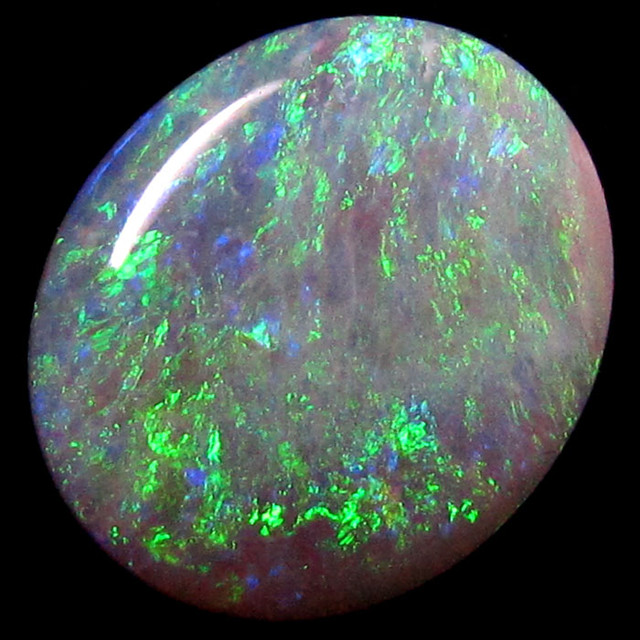 STUNNING GREEN FIRE OPAL CRYSTAL 1.95 CTS RETAIL $1950 M343