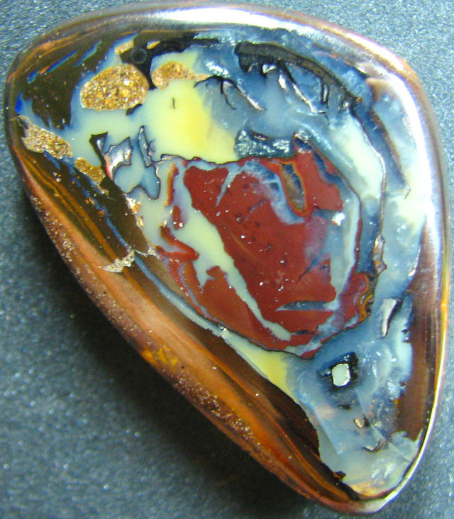 NATURE AT WORK BEAUTIFUL KOROIT OPAL 47.55 CTS