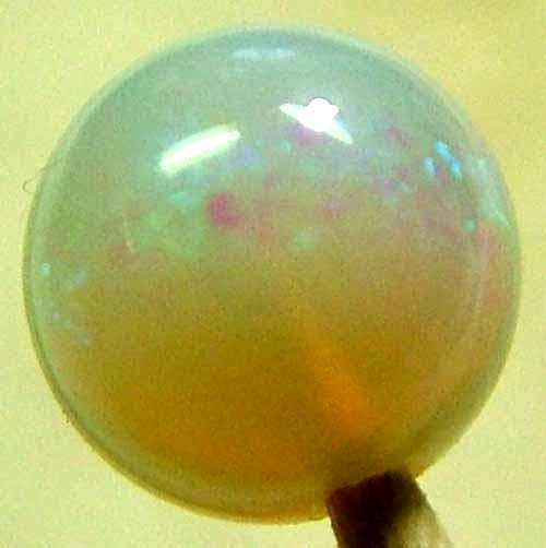 1.80 CTS QUALITY OPAL BEAD  COOBER PEDY  [CP500]