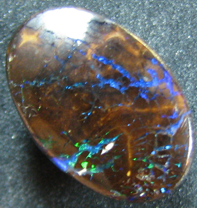 NICE STONE -NATURE AT WORK BEAUTIFUL KOROIT OPAL 4.10 CTS