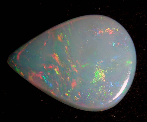 OLD STOCK SOLID OPAL 1.52CTS  0684