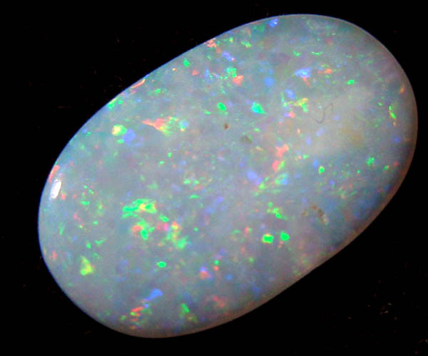 OLD STOCK SOLID OPAL 1.45CTS  0699