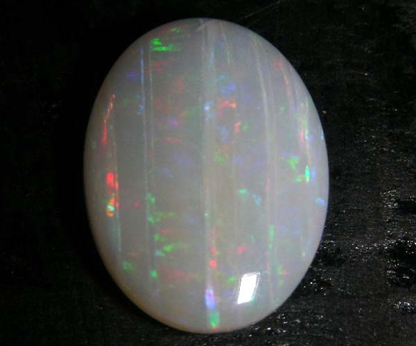 OLD STOCK SOLID OPAL 4.45 CTS 0110