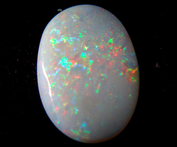 OLD STOCK SOLID OPAL 2.58CTS  0747