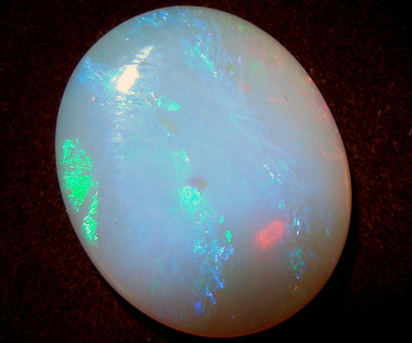 OLD STOCK SOLID OPAL 7.30CTS 0949