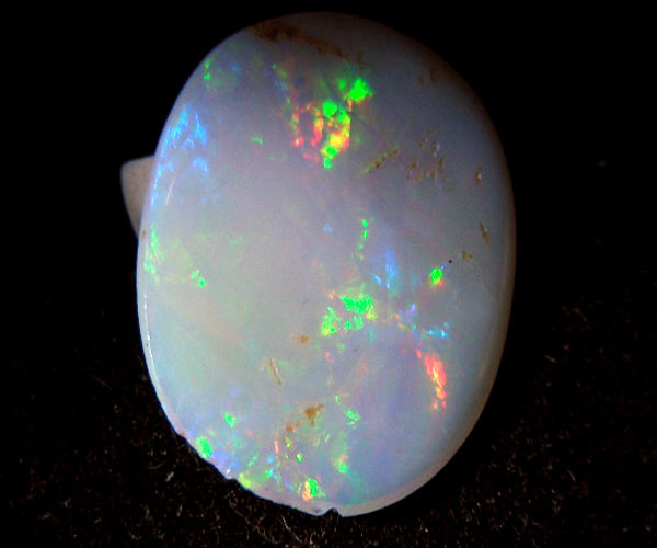 OLD STOCK SOLID OPAL 2.01CTS 01036