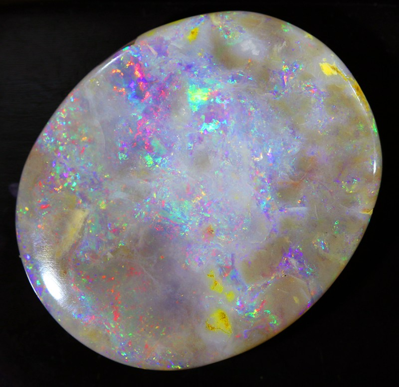 OLD STOCK SOLID OPAL 36.82CTS 0761