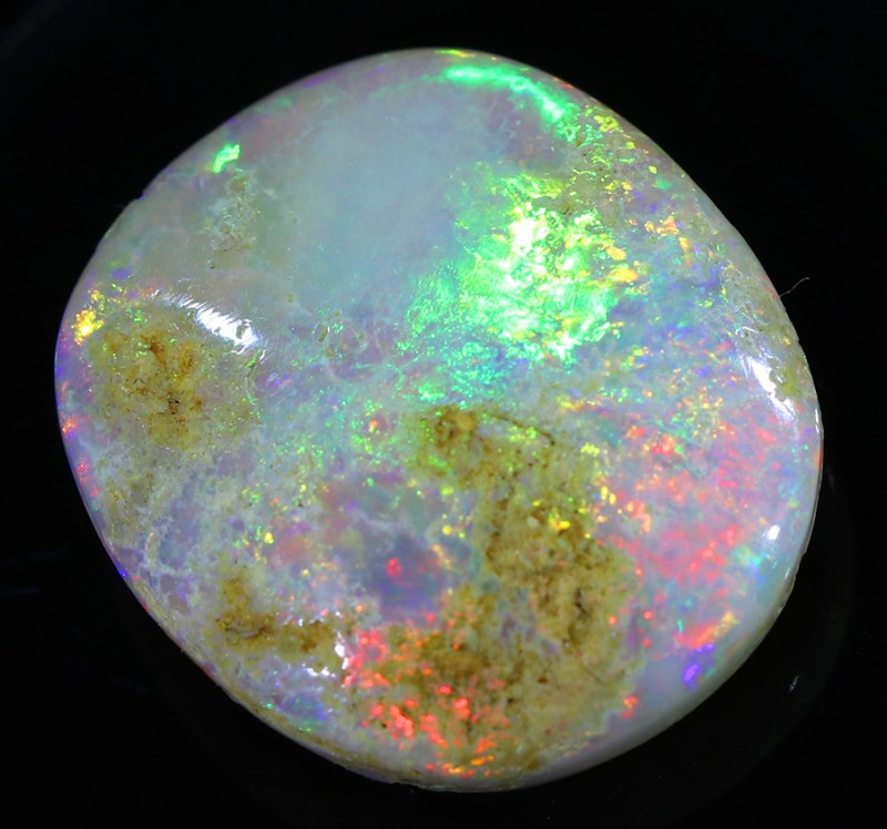 OLD STOCK SOLID OPAL 10.80CTS 0766 OASIS