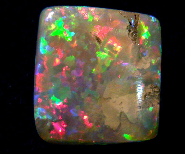 OLD STOCK SOLID OPAL 4.15CTS 0818 COSMOS