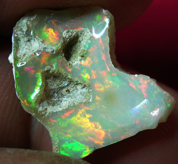 Low $80 Reserve Rough Ethiopian Opal perfect for carving