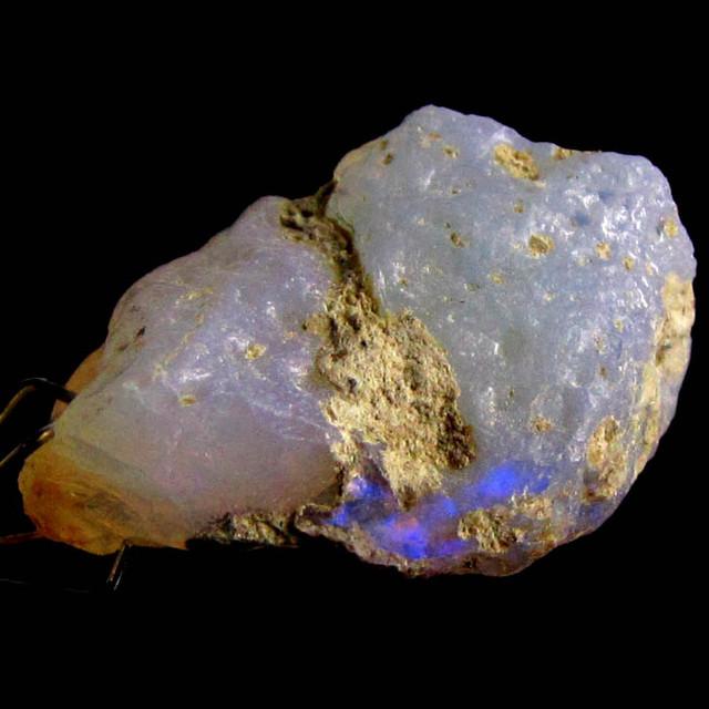 F Rough Ethiopian Opal 13.80 Carats  code QOM 664