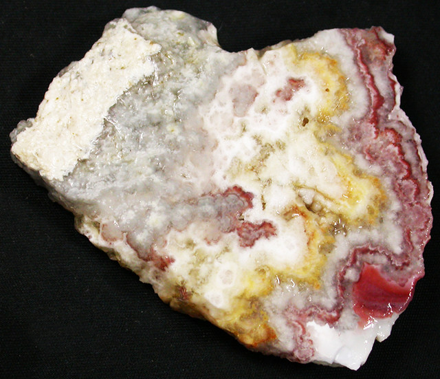 UTAH LACE AGATE SLAB 157.30 CTS [VS5223]
