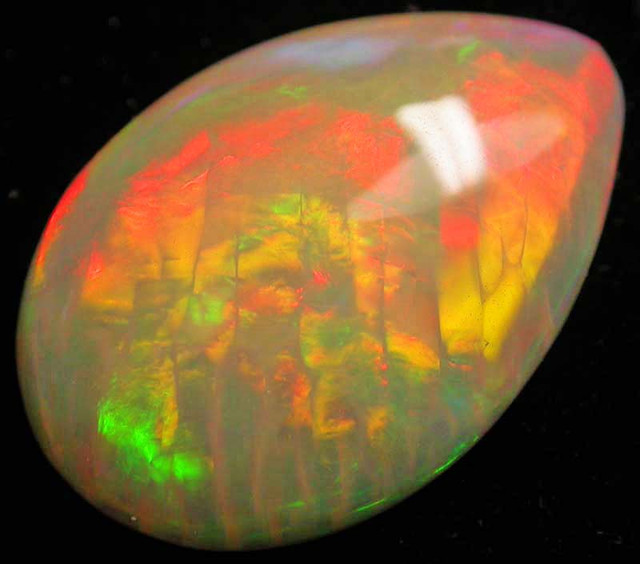 BRIGHT WELO  OPAL     -ETHIOPIA 6.00  CTS [VS5341]
