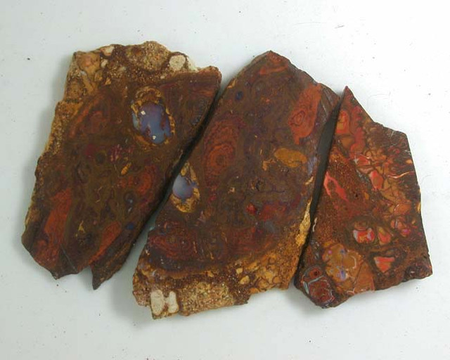 QUALITY KOROIT BOULDER OPAL MATRIX ROUGH    [MM/ 51]