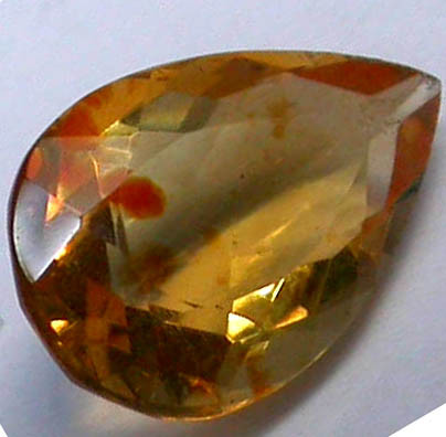FIREY BRAZIL TWO TONE OPAL FACATED   1.15  CTS [VS54 16 ]