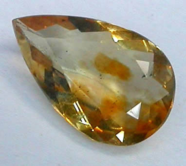 FIREY BRAZIL TWO TONE OPAL FACATED   2.90  CTS [VS5424  ]