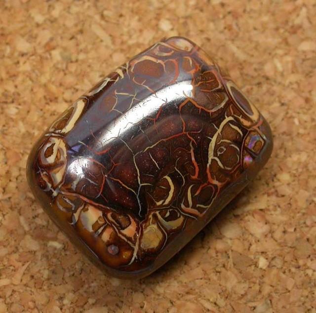 BEAUTIFUL KOROIT OPAL (RB008) 40.70 cts
