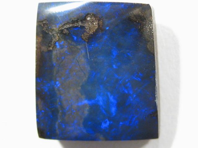 Pretty Blue Opal.