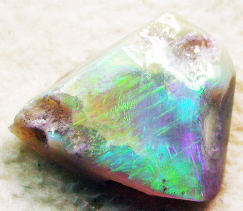 6.45 CTS  ROUGH   FROM LIGHTNING  RIDGE   - [BR2074]