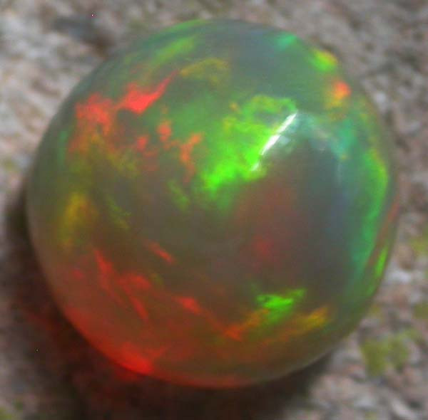 2.55 CTS 5/5  SATURATED WELO OPAL -ETHIOPIA  [VS5591  ]