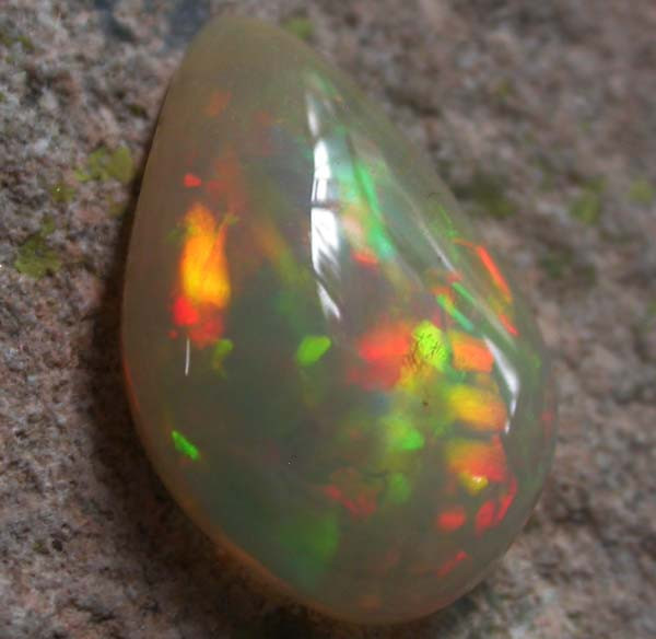 3.20 CTS 'MUST SEE VIDEO'  WELO OPAL -ETHIOPIA  [VS5597  ]