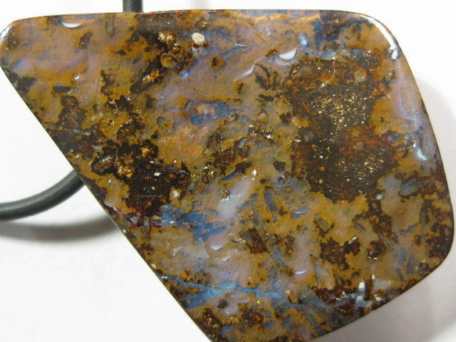 YowahOpals*49.40Cts-DRILLED-Australian Wholesale Prices.