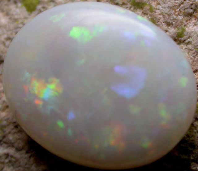 3.20 CTS SOLID LIGHTNING RIDGE  OPAL  .  [MS4113]