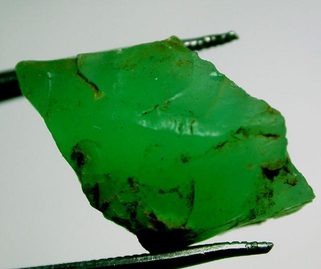 10.05 CTS A GRADE GREEN OPAL [PRASE OPAL] TANZANIA [VS5758 ]
