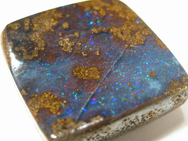 OpalWeb - Gem Quality Boulder Opal - 24.15Cts